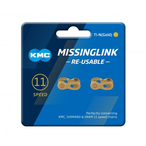 MISSING LINK KMC TI-N GOLD 11 2UN.