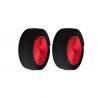 CINTA MANILLAR TRIP BLACK/RED