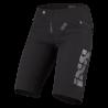 SHORT IXS TRIGGER BLACK KIDS XL