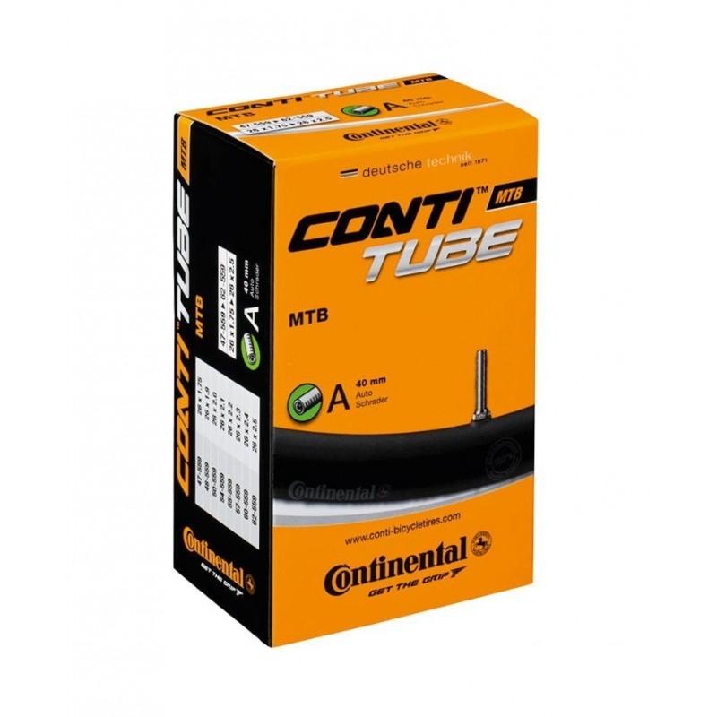 CAMARA CONTINENTAL 29X1.75/2.5 A/V 40MM