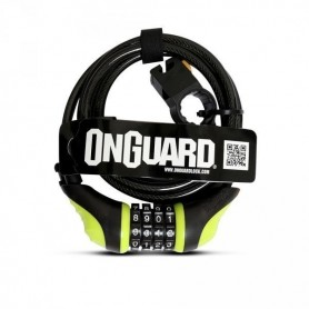 CANDADO ONGUARD NS CLAVE 180X80MM