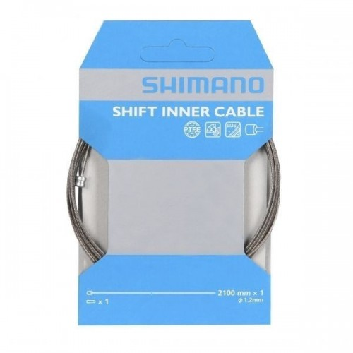 CABLE CAMBIO SHIMANO 1.2X2.1M