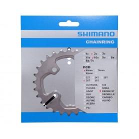 CORONA SHIMANO FC M785 28T XT