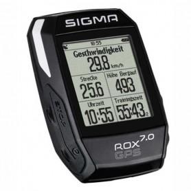 CICLOCOMPUTADOR SIGMA ROX 7.0 GPS