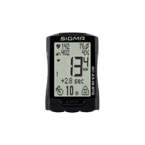 CICLOCOMPUTADOR SIGMA BC 23.16 STS WIRELESS