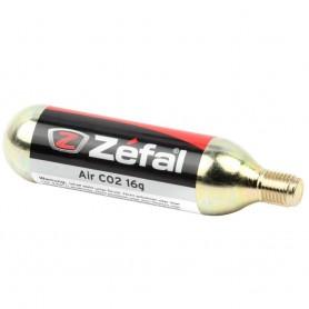 CARTUCHO CO2 ZEFAL 16G.