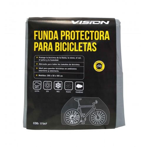 FUNDA PROTECTORA BICICLETAS VISION