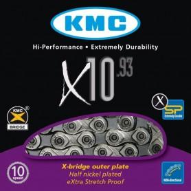 CADENA KMC X10.93 10V.